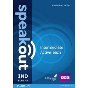 Speakout 2ed Intermediate Active Teach IWB