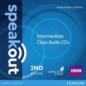 Speakout 2ed Intermediate Class CD (2)