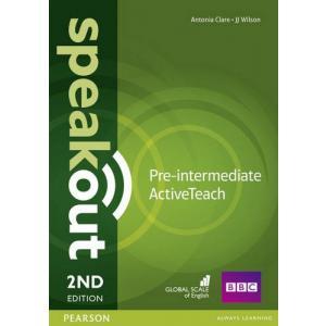 Speakout 2ed Pre-Intermediate. Oprogramowanie Tablicy Interaktywnej