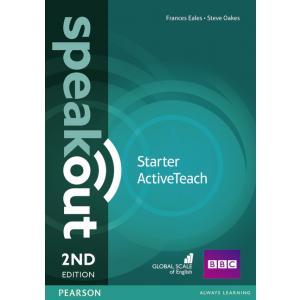 Speakout 2ed Starter. Oprogramowanie Tablicy Interaktywnej