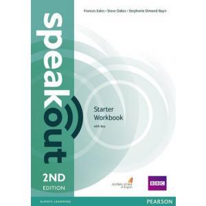 Speakout 2Ed Starter. Ćwiczenia z Kluczem