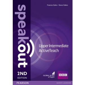 Speakout 2ed Upper-Intermediate Active Teach IWB