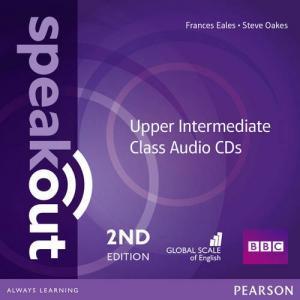 Speakout 2ed Upper-Intermediate Class CD (2)