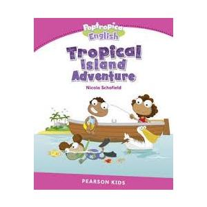 Tropical Island Adventure. Penguin Kids. Poziom 2