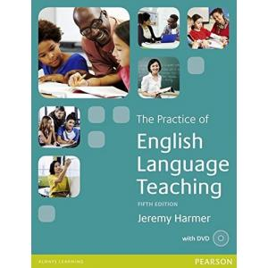 The Practice of English Language Teaching 5 Edition + DVD