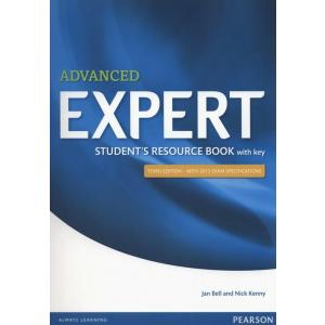 Advanced Expert 3ed Student's Resource Book With Key