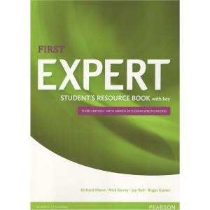 First Expert 3Ed. Student's Resource Book with key