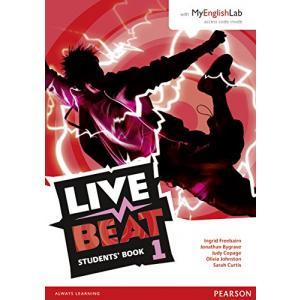 Live Beat GL 1. Podręcznik + MyEngLab. Wersja Dla Szkół Językowych