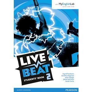 Live Beat GL 2. Podręcznik + MyEngLab. Wersja Dla Szkół Językowych