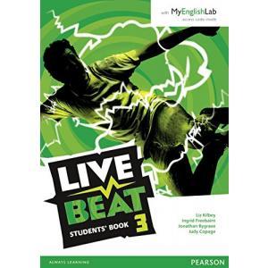 Live Beat GL 3. Podręcznik + MyEngLab Pack. Wersja Dla Szkół Językowych