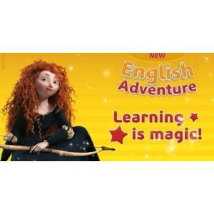 New English Adventure 1. Class CD (Do Wersji Wieloletniej)