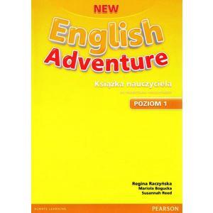 New English Adventure 1. Książka Nauczyciela (do wersji wieloletniej)