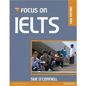 Focus on IELTS NEW CB + CD-ROM/MEL pk