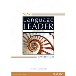 Language Leader NEW Elementary. Teacher's eText DVD-Rom