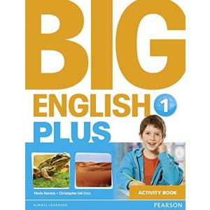 Big English Plus 1.  Ćwiczenia
