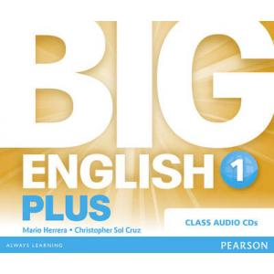Big English Plus 1. Class CD