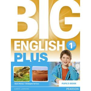 Big English Plus 1. Podręcznik