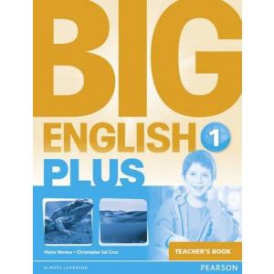 Big English Plus 1. Książka Nauczyciela