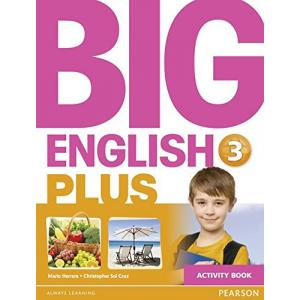 Big English Plus 3. Ćwiczenia