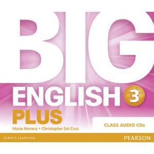 Big English Plus 3. Class CD
