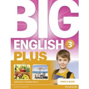 Big English Plus 3. Podręcznik