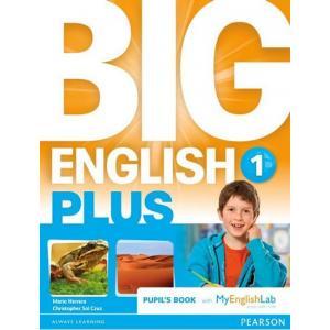 Big English Plus 1 PB/MEL