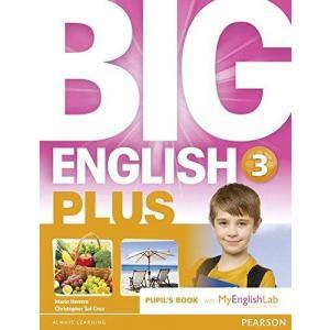 Big English Plus 3 PB/MEL