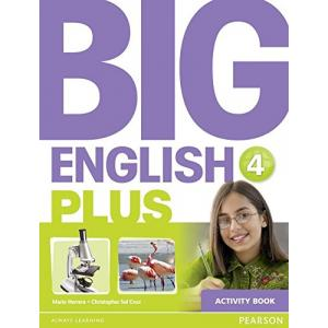 Big English Plus 4. Ćwiczenia