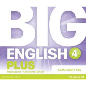 Big English Plus 4. Class CD