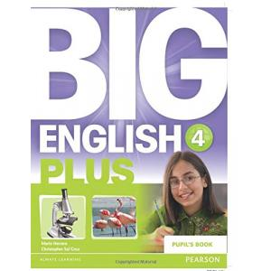 Big English Plus 4. Podręcznik