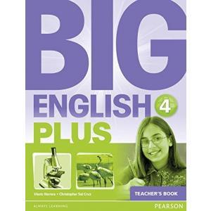 Big English Plus 4. Książka Nauczyciela