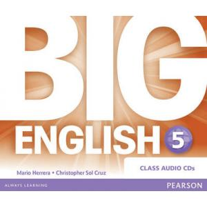 Big English Plus 5. Class CD