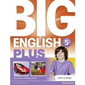 Big English Plus 5. Podręcznik