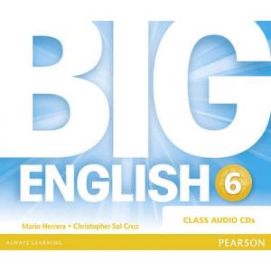 Big English Plus 6. Class CD