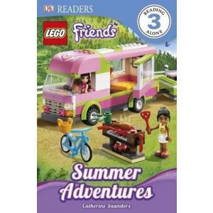 DK Readers L3. LEGO Friend. Summer Adventures