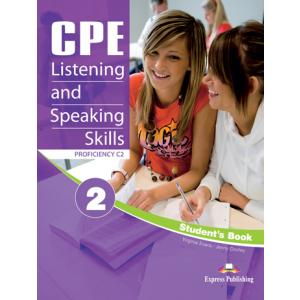 CPE Listening and Speaking Skills 2. Podręcznik