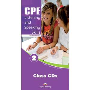CPE Listening and Speaking Skills. CD do Podręcznika