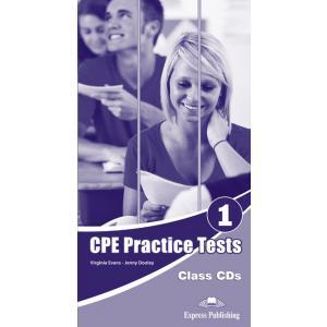 CPE Practice Tests 1. CD do Podręcznika