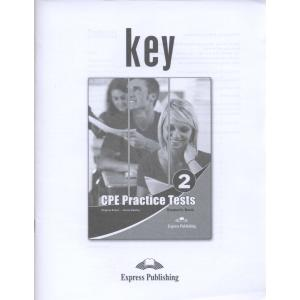 CPE Practice Tests 2. Klucz