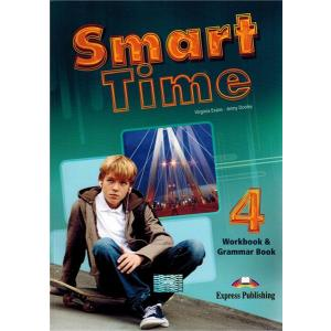 Smart Time 4. Ćwiczenia + Grammar Book