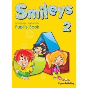 Smileys 2. Podręcznik + CD + Broszura Let's Celebrate!