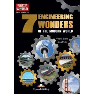 7 Engineering Wonders  of the Modern World + APP CLIL