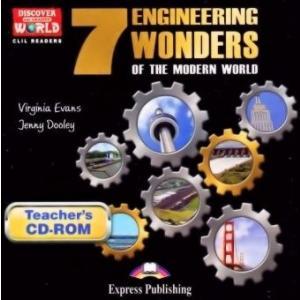 7 Engineering Wonders of the Modern World. Teacher's CD-ROM
