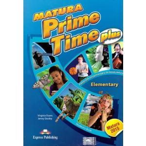 Matura Prime Time PLUS Elementary. Podręcznik