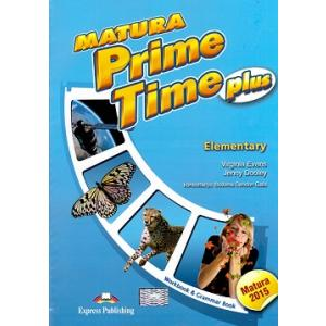 Matura Prime Time PLUS Elementary. Ćwiczenia