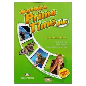 Matura Prime Time PLUS Pre-Intermediate. Ćwiczenia