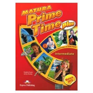Matura Prime Time PLUS Intermediate. Podręcznik