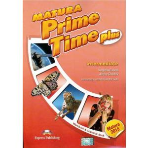 Matura Prime Time PLUS Intermediate. Ćwiczenia