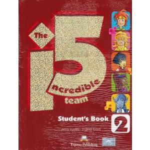 The Incredible 5 Team 2. Student's Pack (Podręcznik + Interactive eBook)