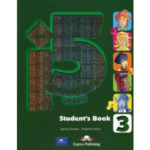 The Incredible 5 Team 3. Podręcznik